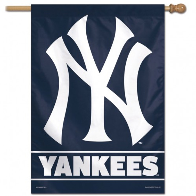 Designed to hang vertically from an outdoor pole or inside as wall decor. This flag is constructed with durable polyester and features vibrant colors and exciting graphics. Machine Washable. Poles and hardware not included. Made by Wincraft.