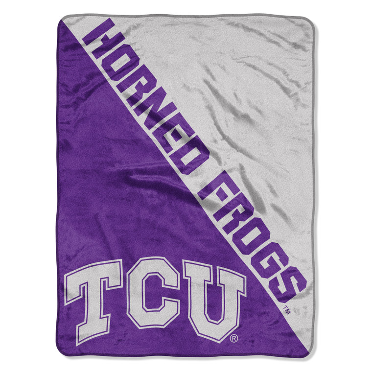 """These blankets measure 46""""x60"""" and are made of acrylic and polyester and are extra warm and have superior durability. Use these at the game, on your couch, in your bedroom or whereever it may be cold and you will be glad you made this purchase. They are easy to care for, and are machine washable and dryable. Made by the Northwest Company. Made by Northwest."""