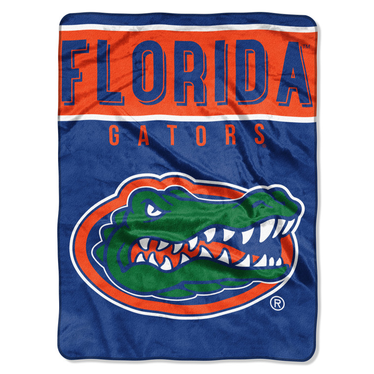 "This is the softest, brightest, and plushest printed blanket on the planet! This luxurious throw can be used at the game, on a picnic, in the bedroom, or cuddle under it in the den while watching the game. These blankets are extra warm and have superior durability. They are easy to care for, and are machine washable and dryable. The throw blanket is made of acrylic and polyester, and is 60""x80"" in size. Made By Northwest Company."