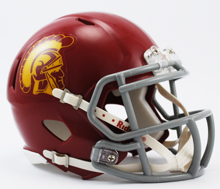 USC Trojans Helmet Riddell Replica Mini Speed Style