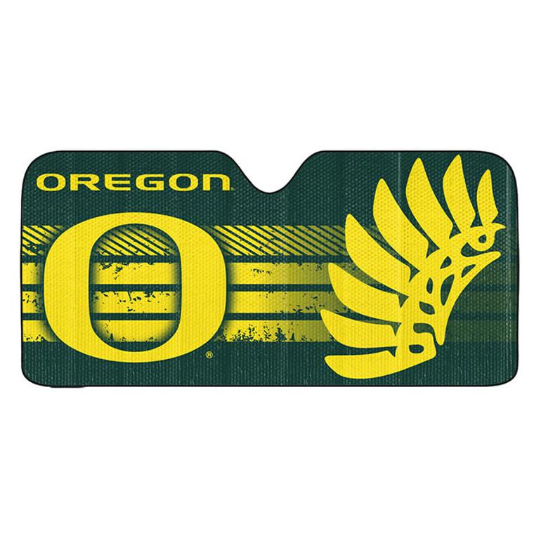 Oregon Ducks Auto Sun Shade 59x27