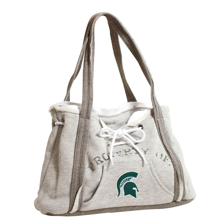 Michigan State Spartans Hoodie Purse Special Order