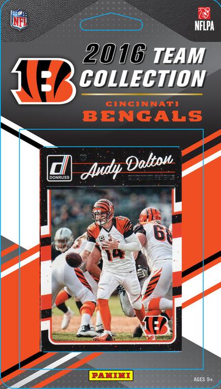 Cincinnati Bengals Donruss NFL Team Set - 2016