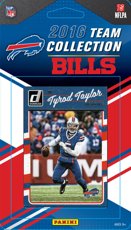 Buffalo Bills Donruss NFL Team Set - 2016