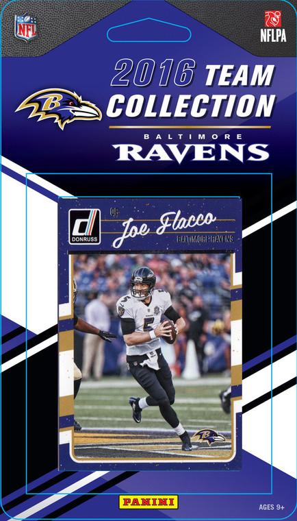 Baltimore Ravens Donruss NFL Team Set - 2016