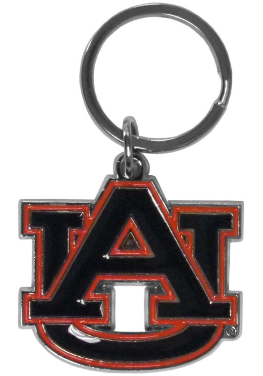 """Our NFL chrome key chain is logo cut and enamel filled with a high polish chrome finish. The keychain is approximately 6""""x2"""" in size, and the team logo is approximately 1.25""""x2"""" in size. Made By Siskiyou"""