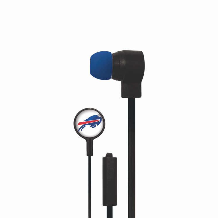 These stereo ear buds feature a hands free microphone with comfort 3.5mm ear buds, which allows you to make calls or listen to music while showing off your team spirit. Made By Mizco Sports