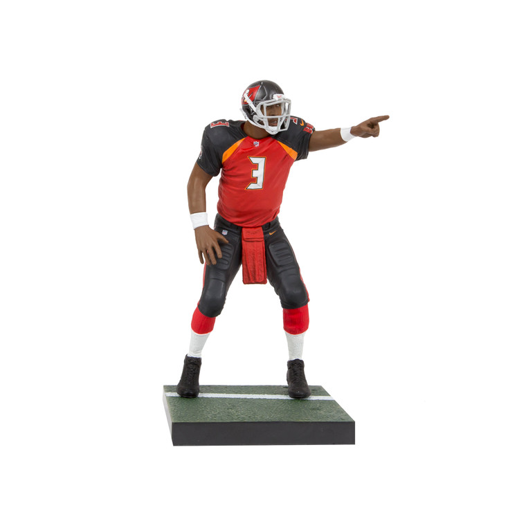 Tampa Bay Buccaneers Jameis Winston Figurine - 2015 Release - Special Order