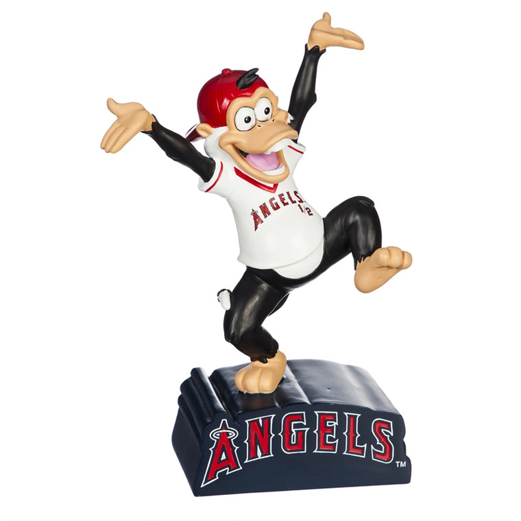 Los Angeles Angels Garden Statue Mascot Design Special Order