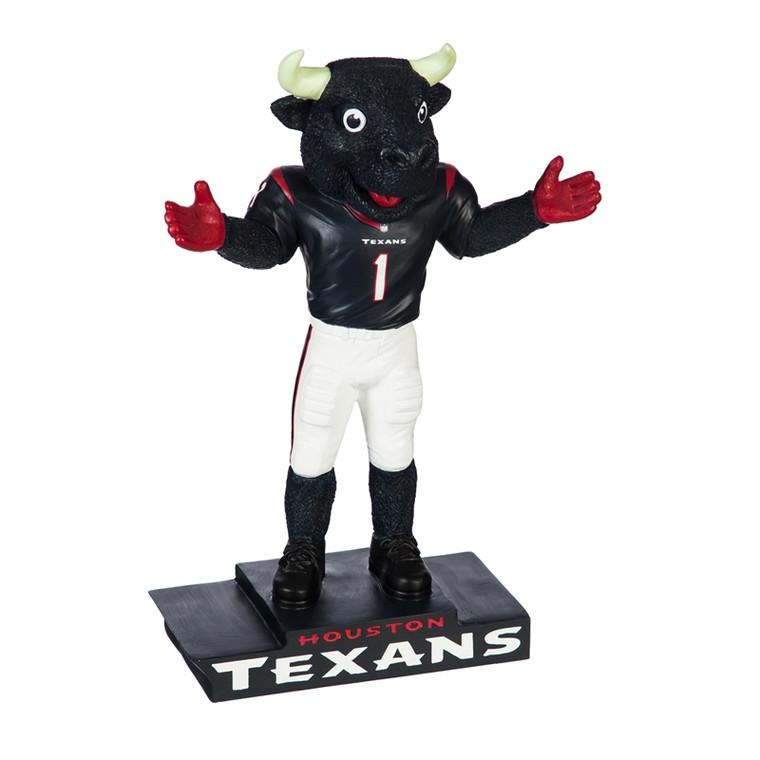 Houston Texans Garden Statue Mascot Design Special Order