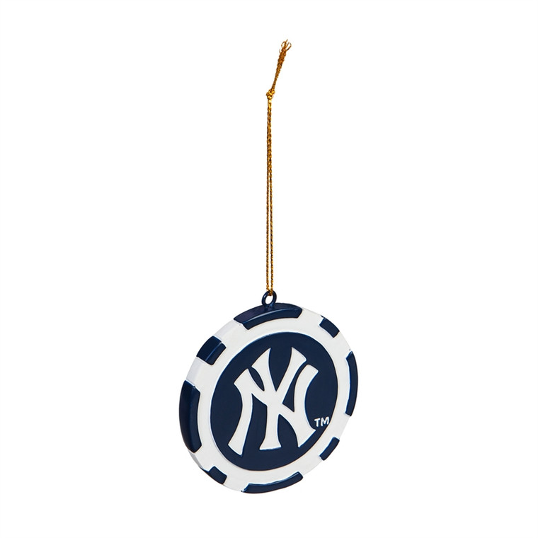 New York Yankees Ornament Game Chip Special Order