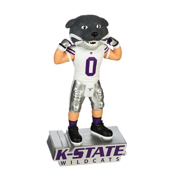 Kansas State Wildcats Garden Statue Mascot Design Special Order