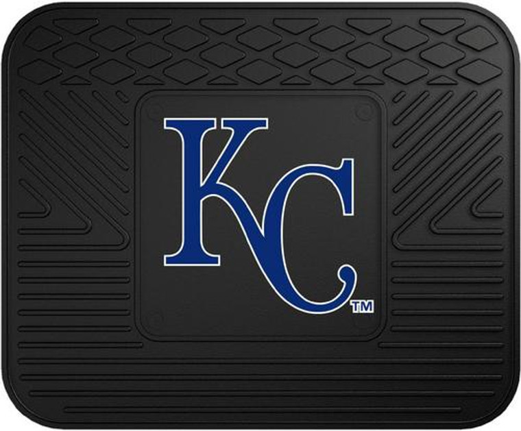 <span>Boast your team colors with this backseat utility mats. High quality and durable rubber construction with the logo of your favorite team permanently molded in the center. Nibbed backing ensures a rugged and safe product that stays in place. Due to its versatile design utility mats can be used as automotive rear floor mats for cars, trucks, and SUVs, door mats, pet dish mats, or workbench mats. Made by FanMats.</span>