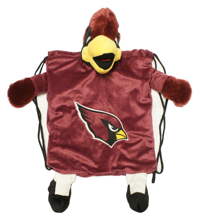 Backpack pals are uniquely designed plush mascots of your favorite teams. Fun for kids as well as functional! Take all your favorite games or toys wherever you go!. Made By Forever Collectibles