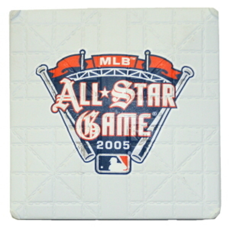 2005 MLB All-Star Game Authentic Hollywood Pocket Base