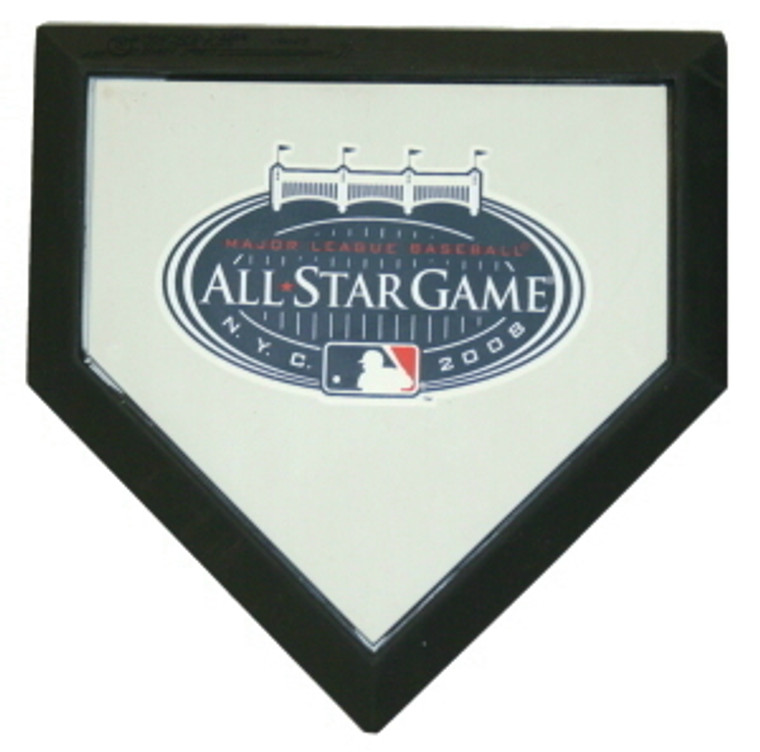 2008 MLB All-Star Game Authentic Hollywood Pocket Home Plate