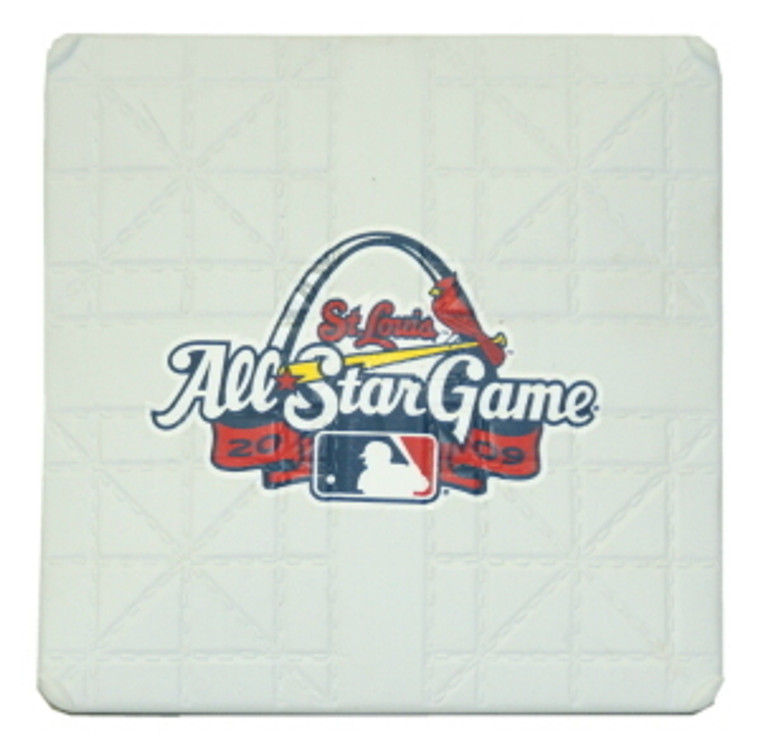 2009 MLB All-Star Game Authentic Hollywood Pocket Base CO