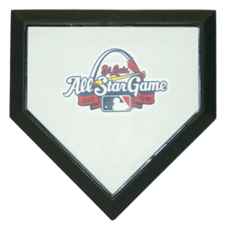 2009 MLB All-Star Game Authentic Hollywood Pocket Home Plate