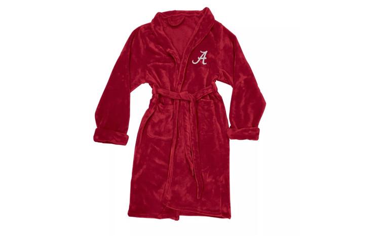 Alabama Crimson Tide Bathrobe Size L/XL