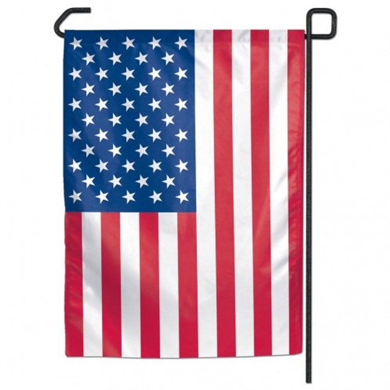 American Flag 12x18 Garden Style 2 Sided