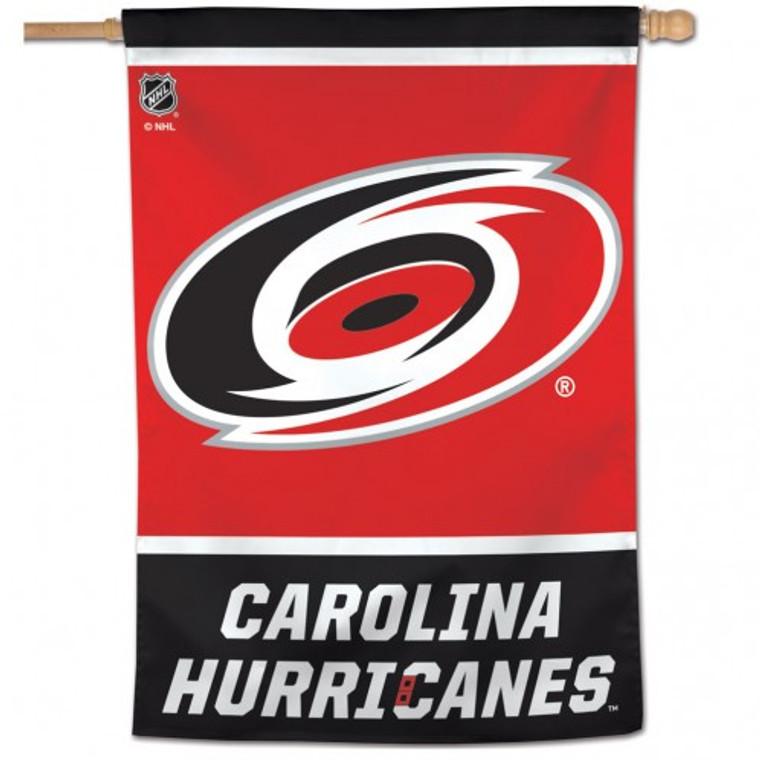 Carolina Hurricanes Banner 28x40 Vertical