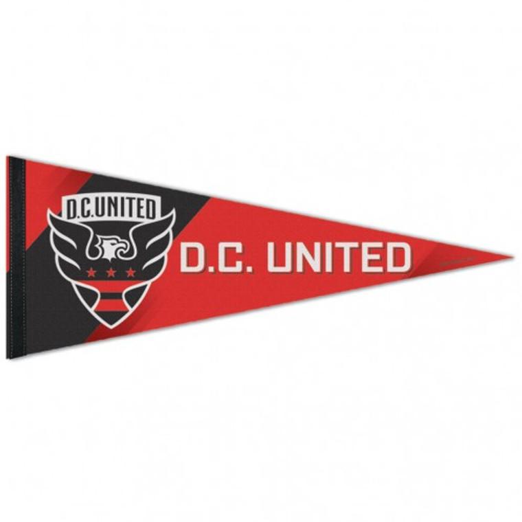 DC United Pennant 12x30 Premium Style