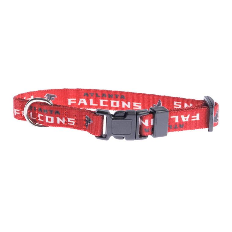 Atlanta Falcons Pet Collar Size XS