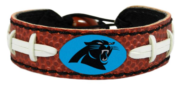 Carolina Panthers Bracelet Classic Football