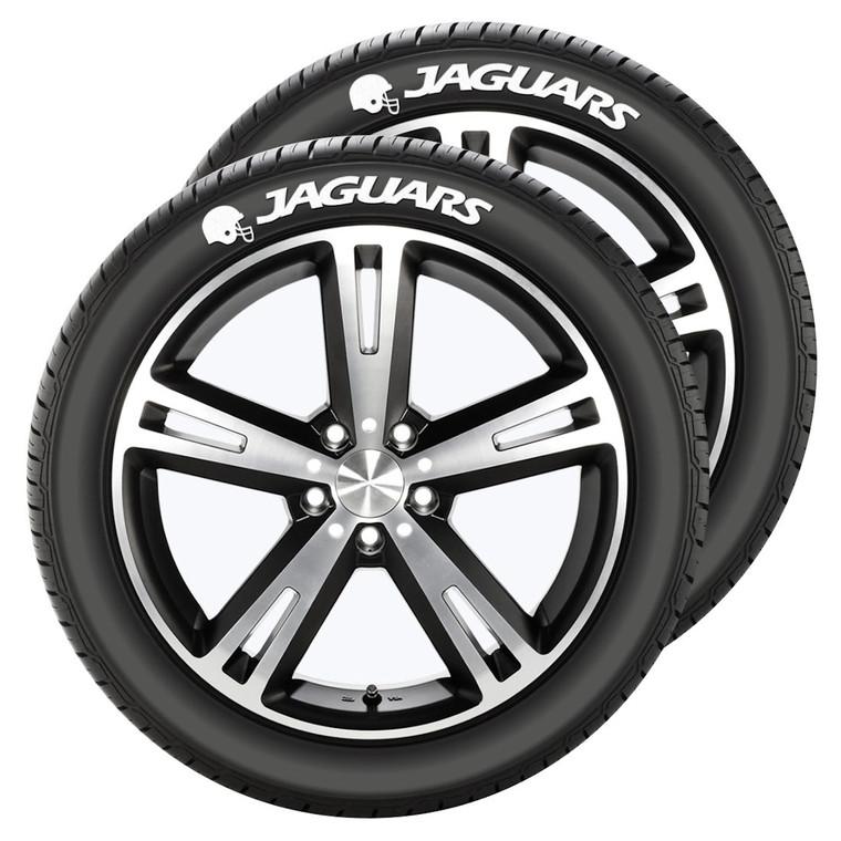 Jacksonville Jaguars Tire Tatz CO