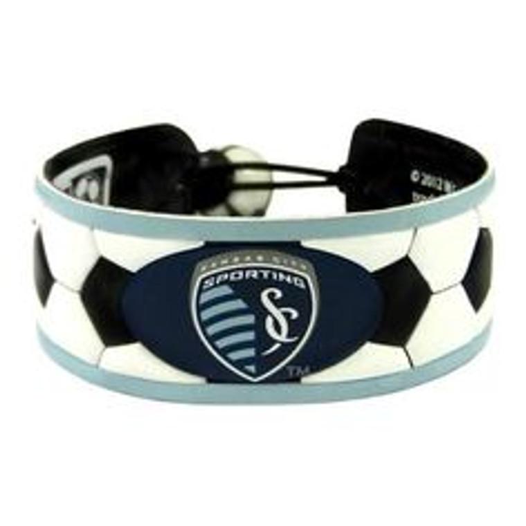 Sporting Kansas City Bracelet Classic Soccer