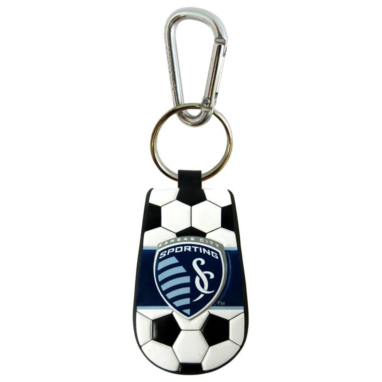 Sporting Kansas City Keychain Classic Soccer