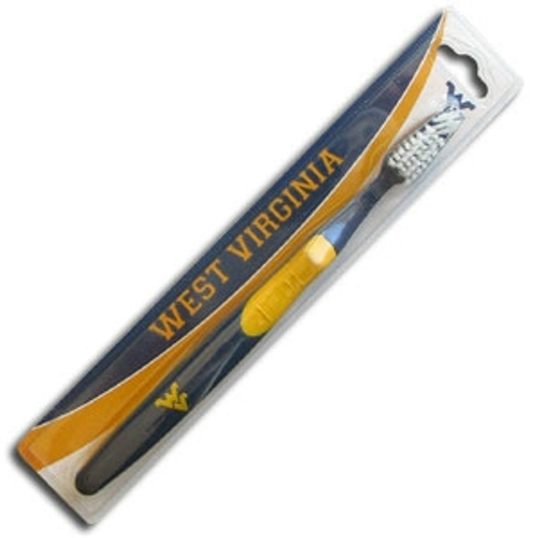West Virginia Mountaineers Toothbrush Special Order