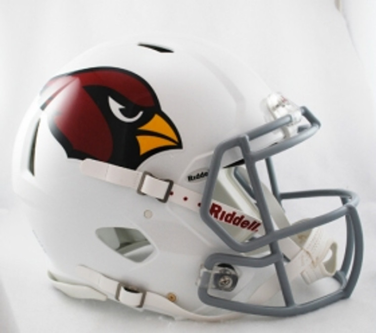 Arizona Cardinals Helmet Riddell Authentic Full Size Speed Style