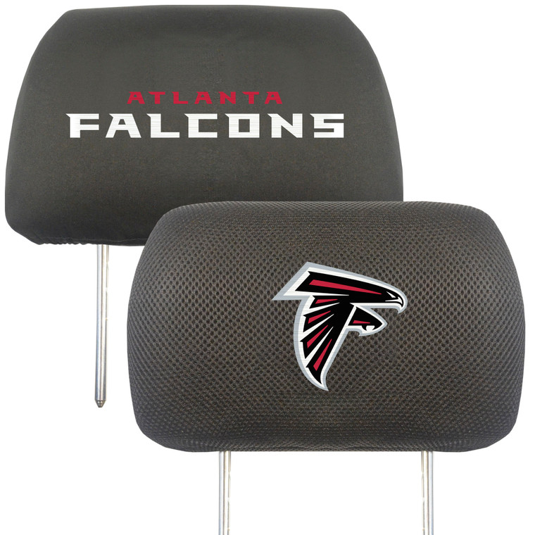 Atlanta Falcons Headrest Covers FanMats