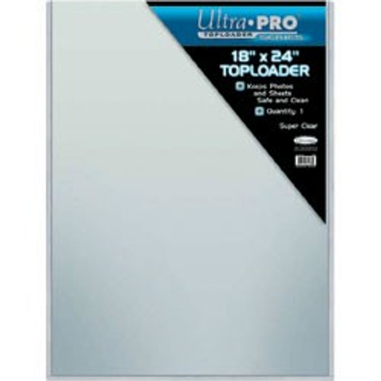 Top Loader - 18x24 - SINGLE