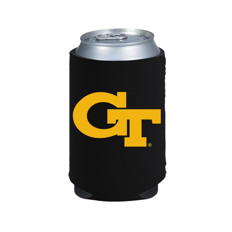 Georgia Tech Yellow Jackets Kolder Kaddy Can Holder Black Special Order