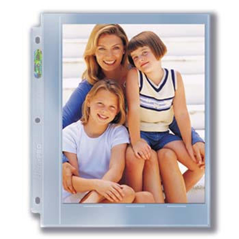 Ultra Pro Page 1-Pocket 8x10 (Case of 300) Special Order