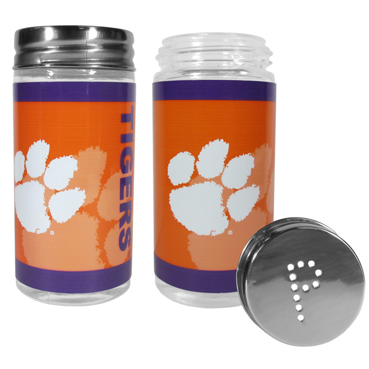 Clemson Tigers Salt and Pepper Shakers Tailgater