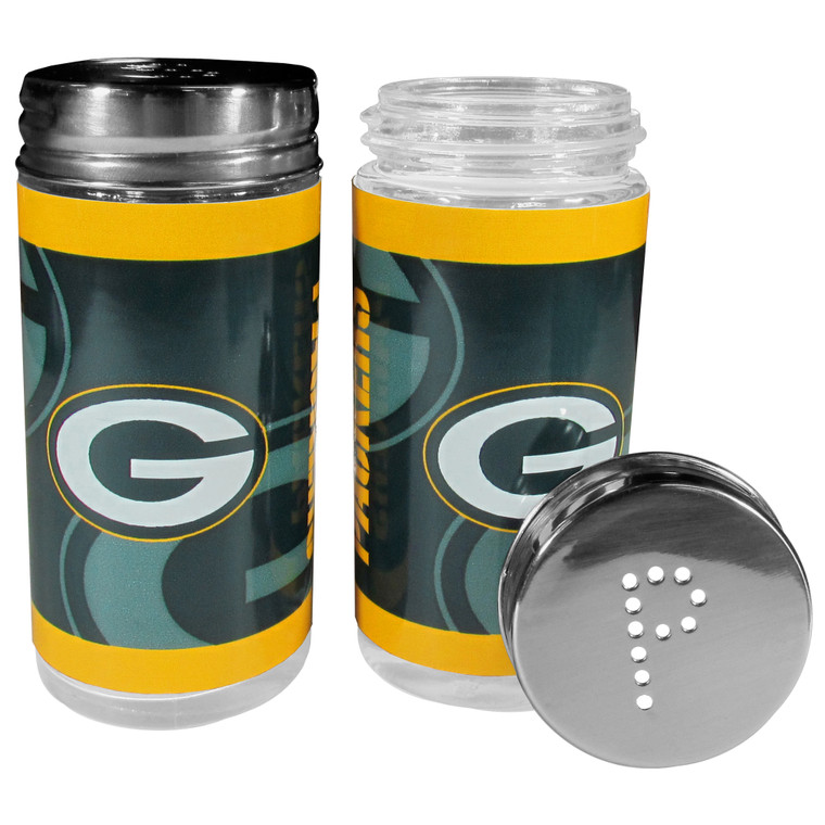 Green Bay Packers Salt and Pepper Shakers Tailgater