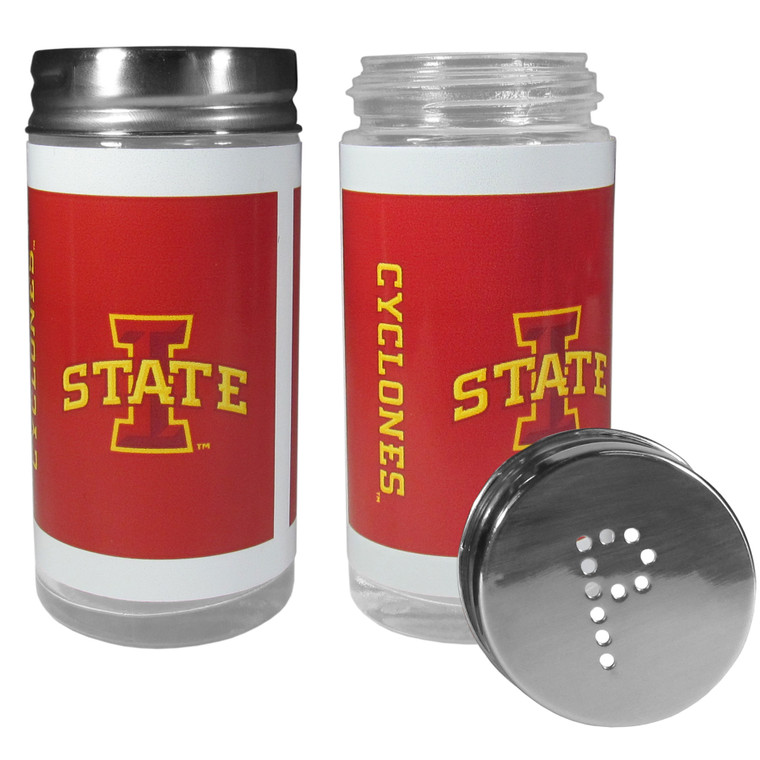 Iowa State Cyclones Salt and Pepper Shakers Tailgater