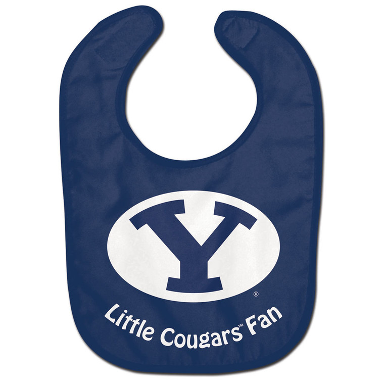 BYU Cougars Baby Bib All Pro Special Order