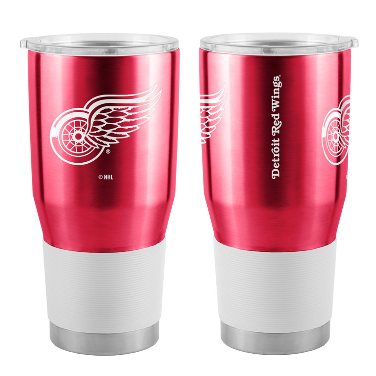 Detroit Red Wings Travel Tumbler 30oz Ultra Red Special Order