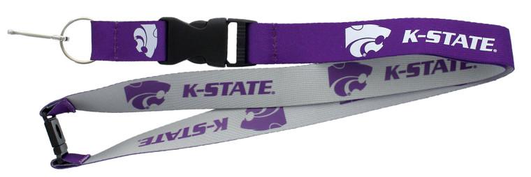Kansas State Wildcats Lanyard Reversible Special Order