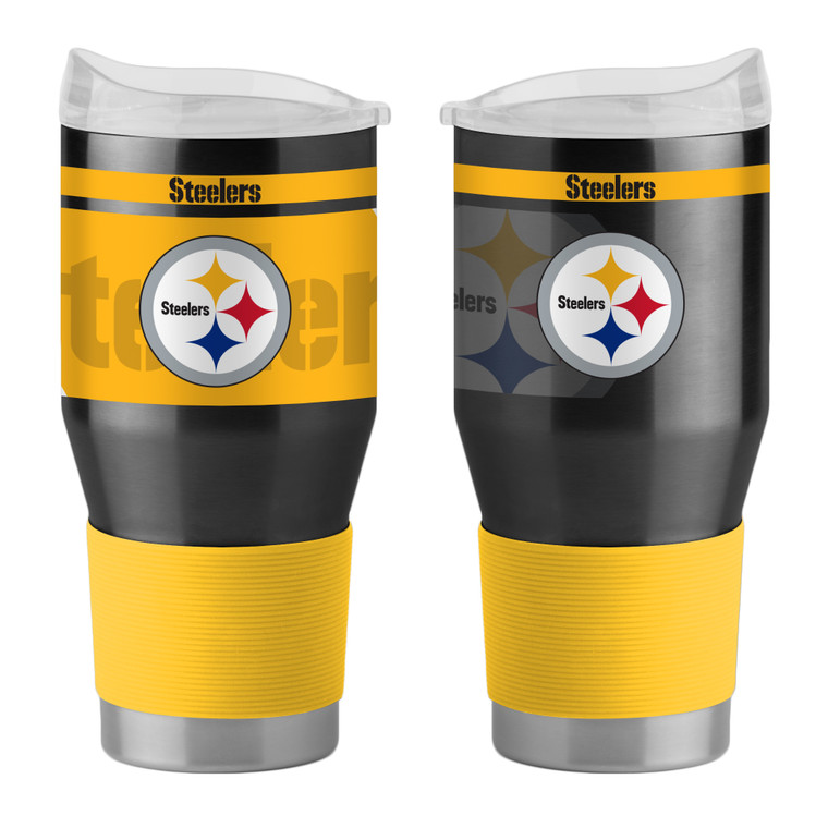 Pittsburgh Steelers Travel Tumbler 24oz Ultra Twist Special Order