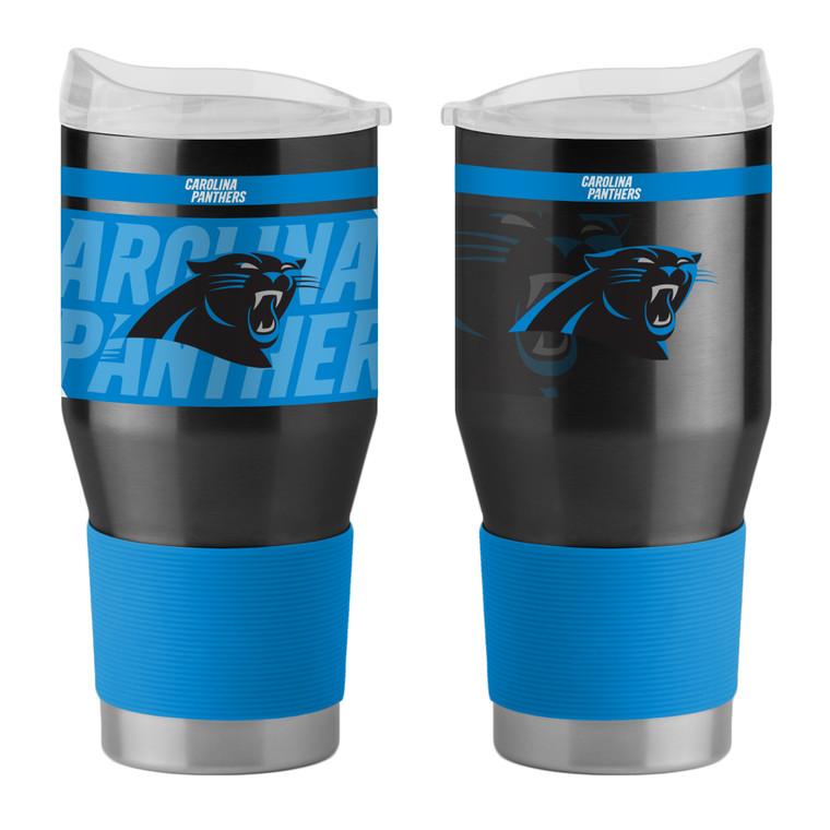 Carolina Panthers Travel Tumbler 24oz Ultra Twist