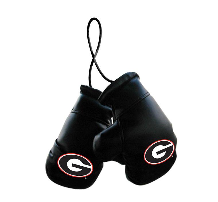 Georgia Bulldogs Boxing Gloves Mini Special Order