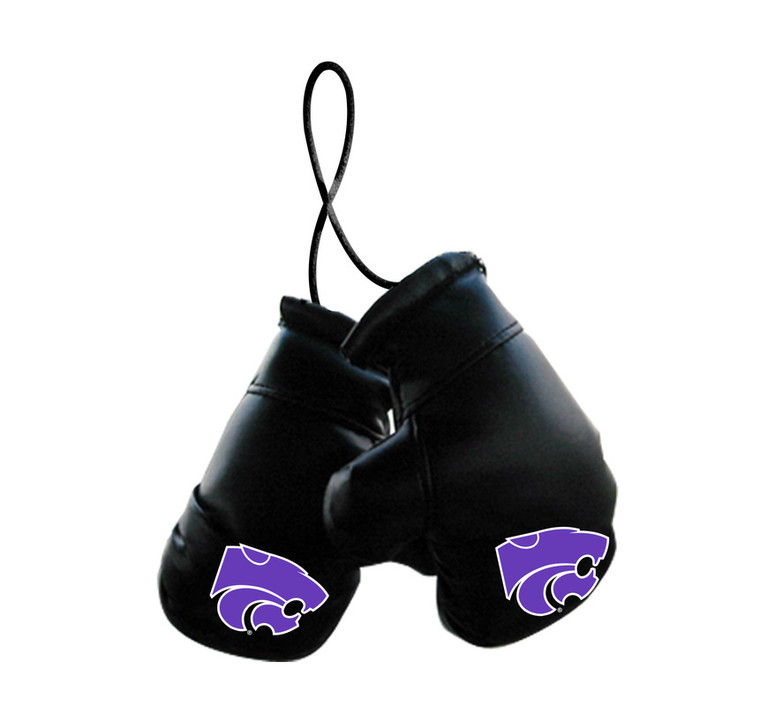 Kansas State Wildcats Boxing Gloves Mini Special Order