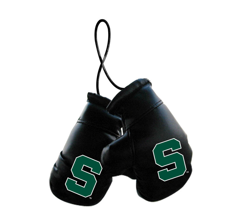 Michigan State Spartans Boxing Gloves Mini Special Order