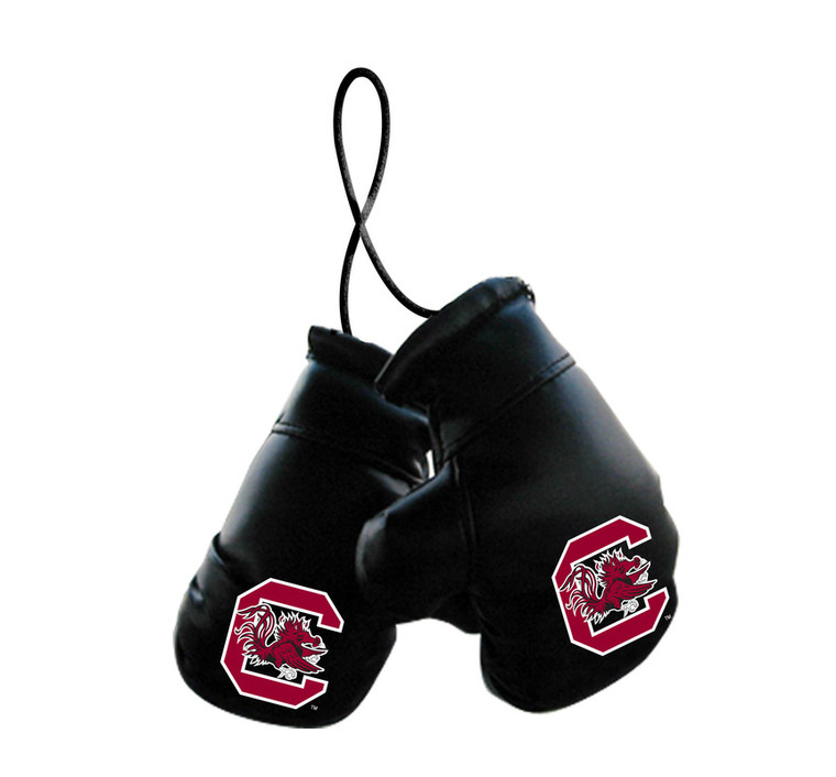 South Carolina Gamecocks Boxing Gloves Mini Special Order