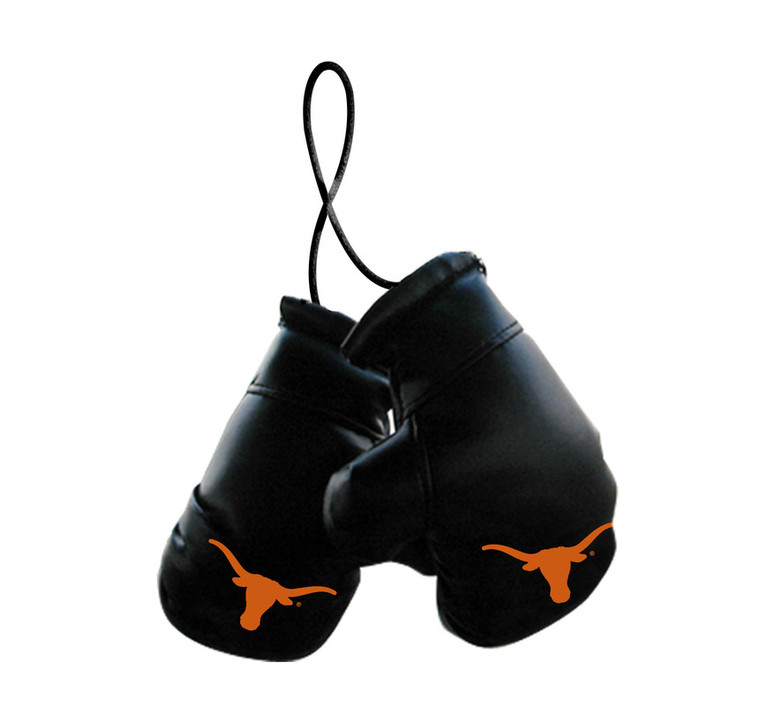 Texas Longhorns Boxing Gloves Mini Special Order